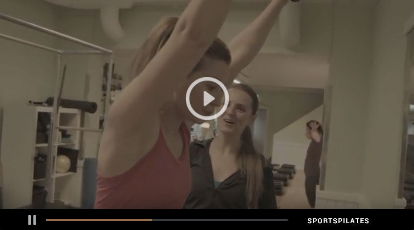 Gratz Pilates - Sportspilates - Featured Studio Video