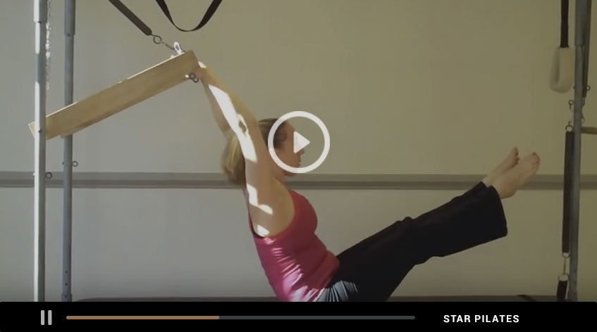 Gratz Pilates - Star Pilates - Featured Studio Video