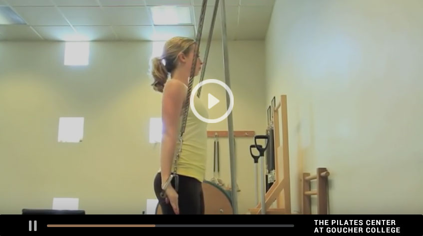Gratz Pilates - The Pilates Center At Goucher College - Featured Studio Video