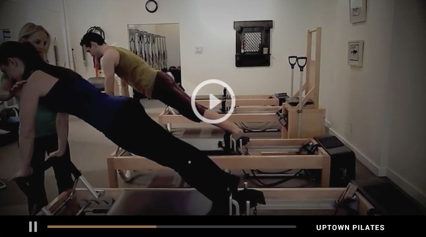 Gratz Pilates - Uptown Pilates - Featured Studio Video