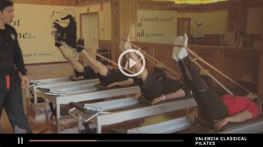 Gratz Pilates - Valencia Classical Pilates - Featured Studio Video