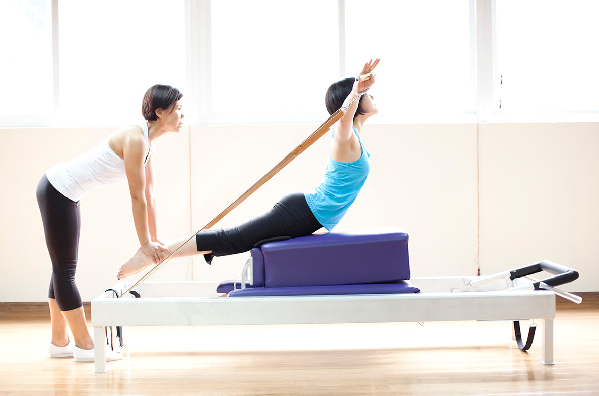Ying's Authentic Pilates | Gratz™ Pilates Featured Studio Series