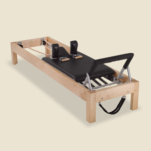 GRATZ PILATES DESIGNER UNIVERSAL REFORMER IN MAPLE WOOD