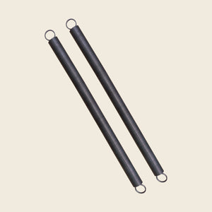 GRATZ PILATES LEG SPRINGS (PAIR) FOR STUDIO WALL UNIT, CADILLAC, INSTANT CADILLAC CONVERSIONS