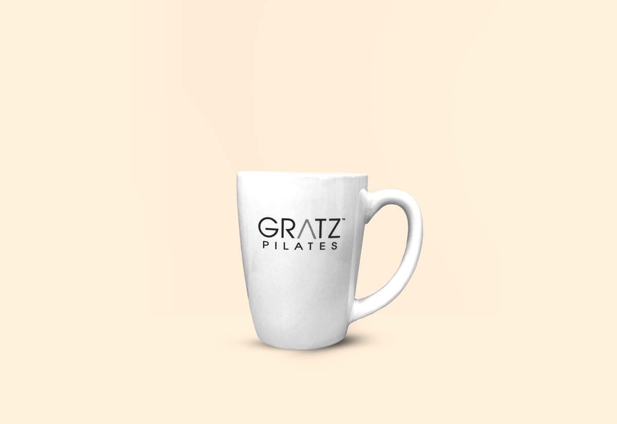 GRATZ Coffee Mugs White