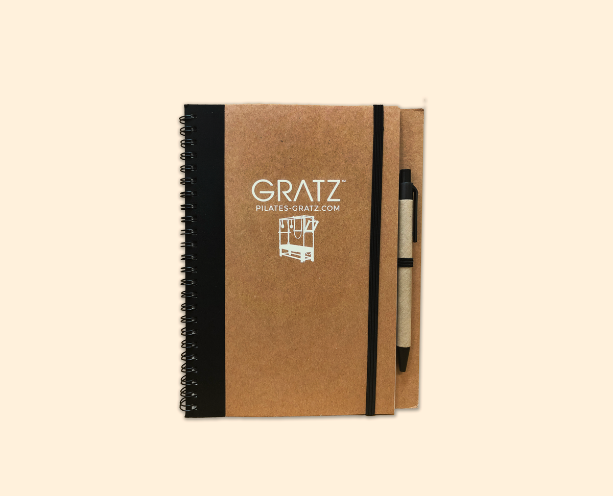 GRATZ Notebook w/ Pen