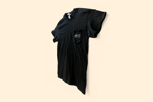 GRATZ Black Pocket T-shirt