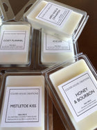 All Natural Wax Melts - Soy - Soy Coconut - Coconut Blend-Tarts-Wax Warmer Melts