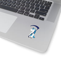 SCYTHE Blue Team Unicorn Sticker