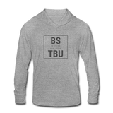 BSTBU - Adult - Hoodie Shirt - heather gray