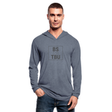 BSTBU - Adult - Hoodie Shirt - heather blue