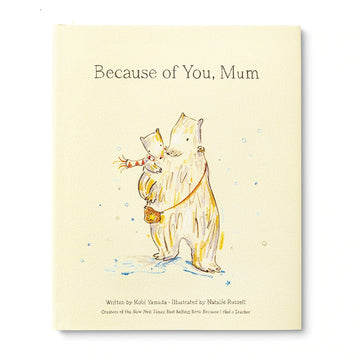 Because I Had You, Mum