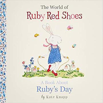 Ruby Red Shoes │ A Book About Ruby's Day