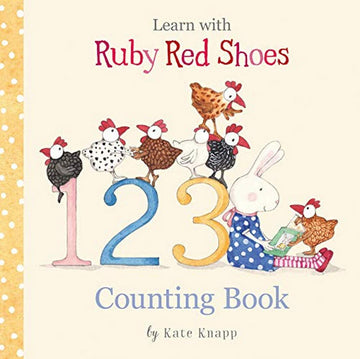 Ruby Red Shoes │Counting Book