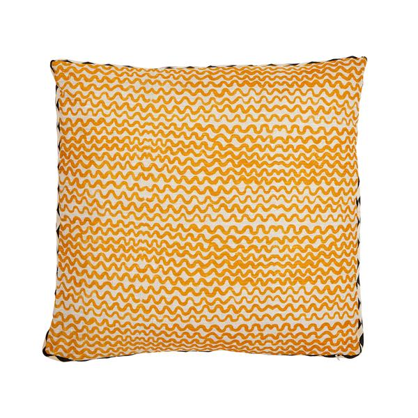 Iris Bloom Cushion
