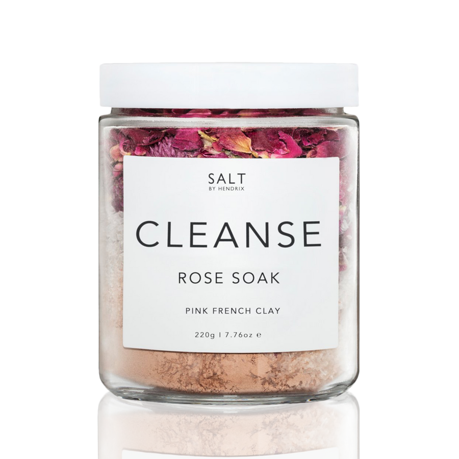 Cleanse | Rose Soak