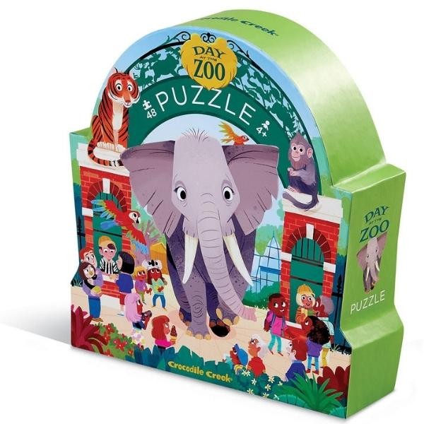 Day At The Museum | 48pc Puzzle