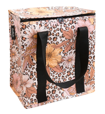Leopard Cooler Bag