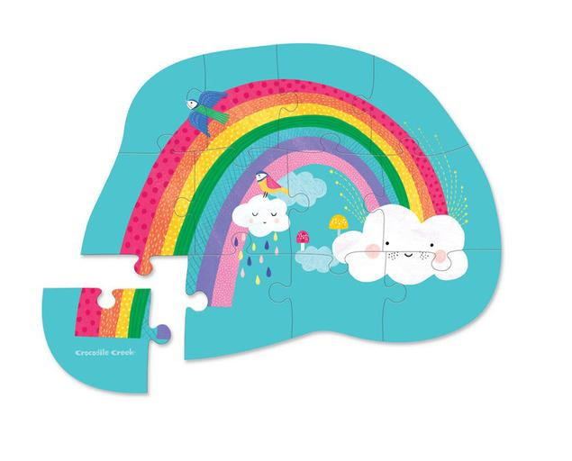 Rainbow | Mini Puzzle 12pc