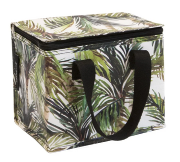 Green Palm Lunch Box