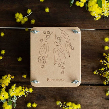 Flower Press Mini │Wattle