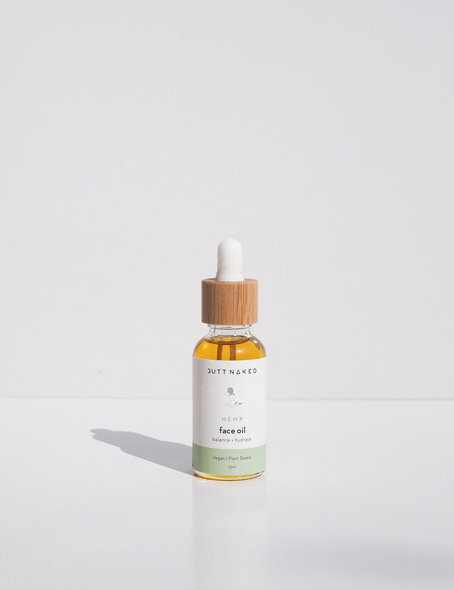 Hemp Blemish Face Oil Serum