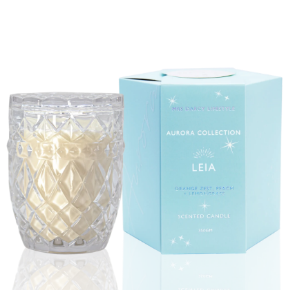 Aurora Collection Candle │Leia