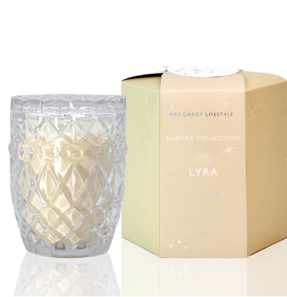 Aurora Collection Candle │Lyra