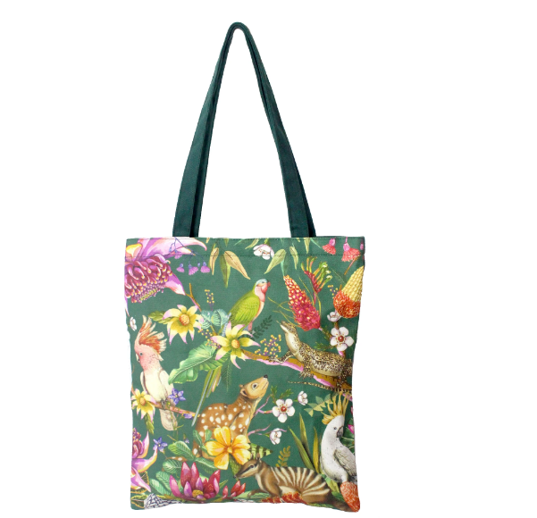 Exotic Paradiso Tote Bag