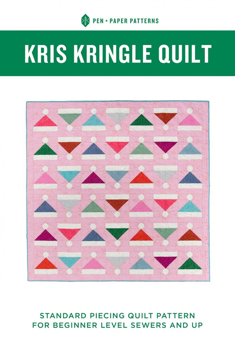 Kris Kringle Pattern PAPP19
