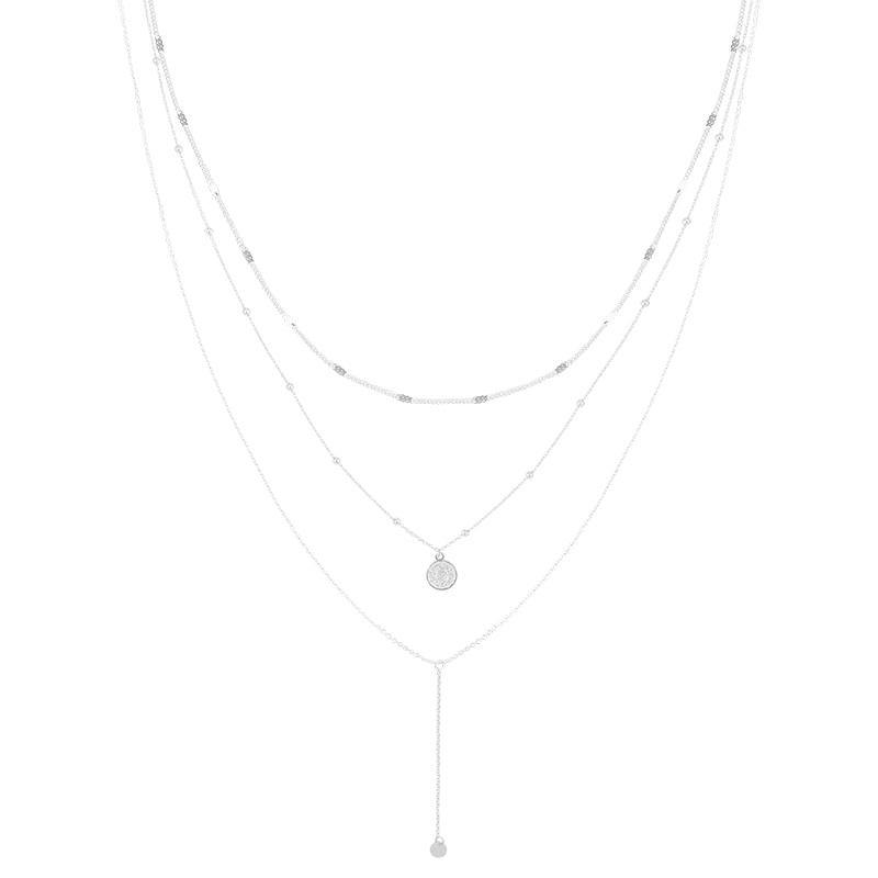 JAZMINE LAYER NECKLACE - ZARIA.SE