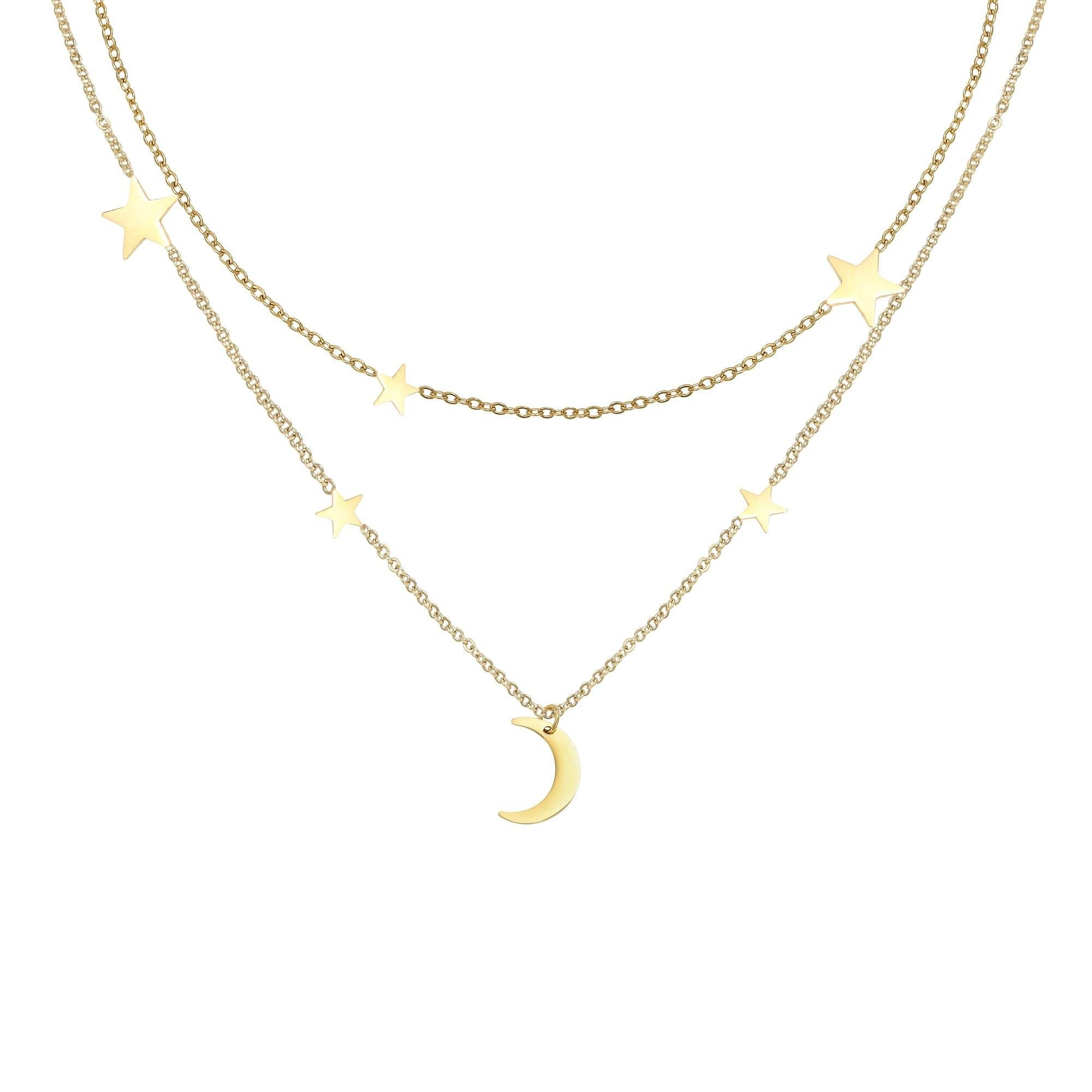 DAZZLING DREAM NECKLACE - ZARIA.SE