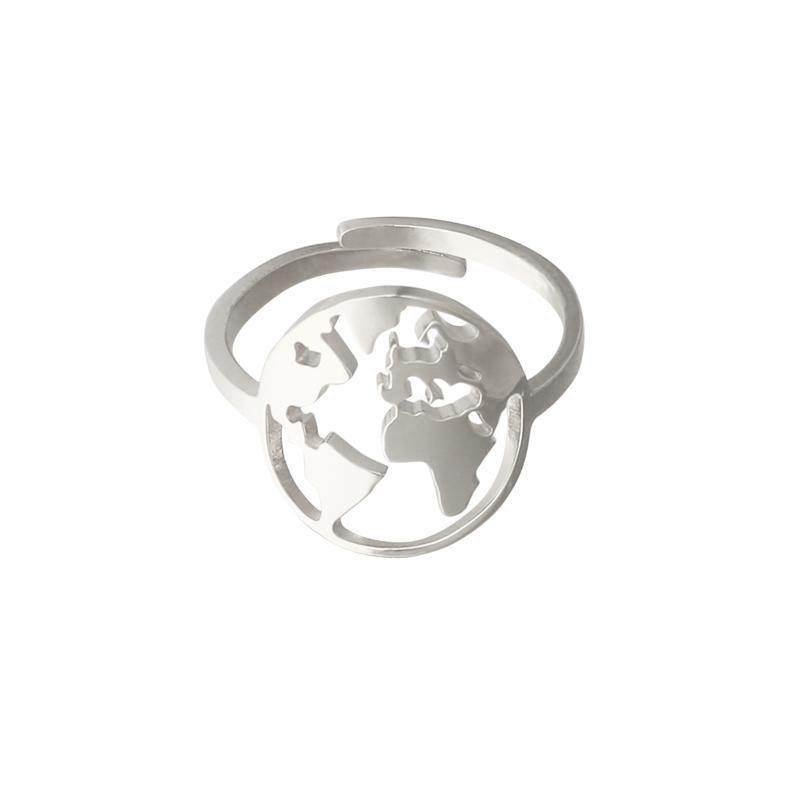 LOVELY EARTH RING - ZARIA.SE