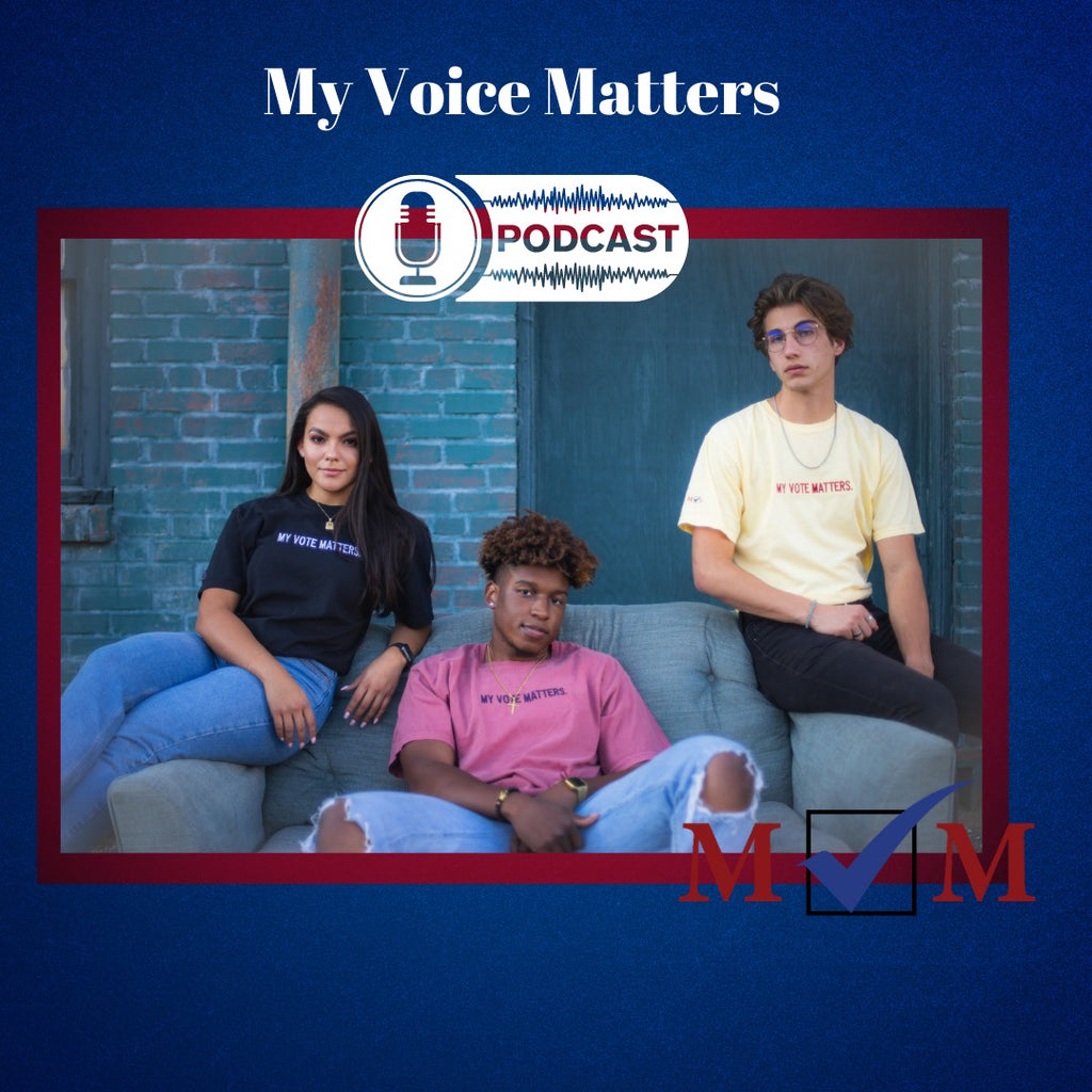 The Case for Reparations - My Voice Matters Podcast Episode 1