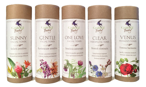 Grateful Body Toner Collection