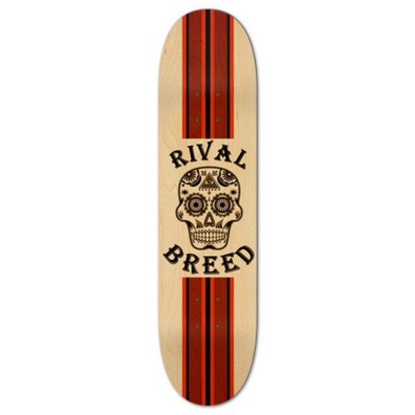 """ The Beach"" Rival Breed Skateboard"