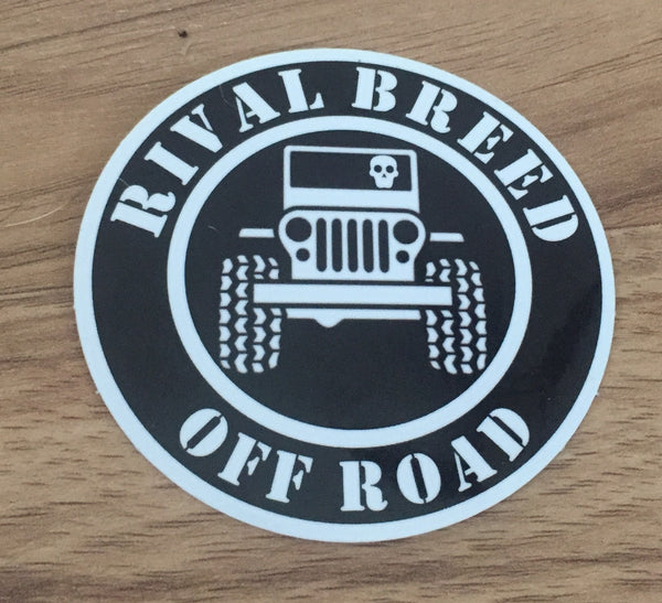 Rival Breed Off-Road Sticker