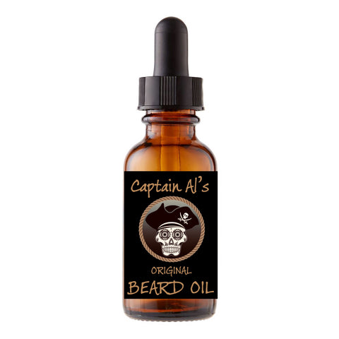 Captain Al's ORIGINAL Beard Oil
