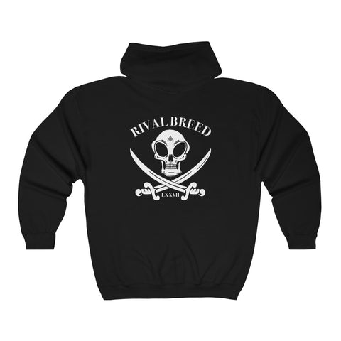 LXXVII Unisex Heavy Blend™ Full Zip Hooded Sweatshirt