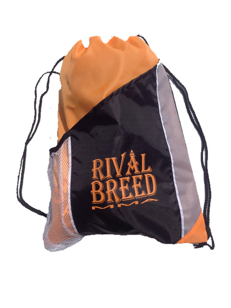 Rival Breed Drawstring Backpack