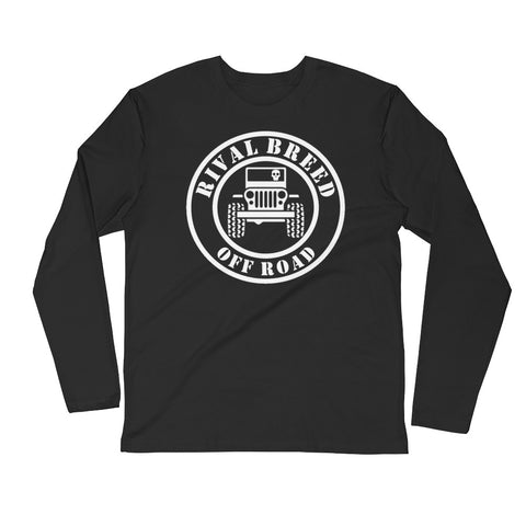 Off-Road Long Sleeve Fitted Crew