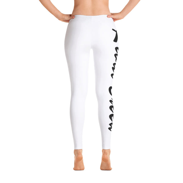 Rival Breed Script Leggings