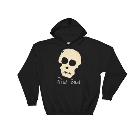 Rival Skull Hooded Sweatshirt
