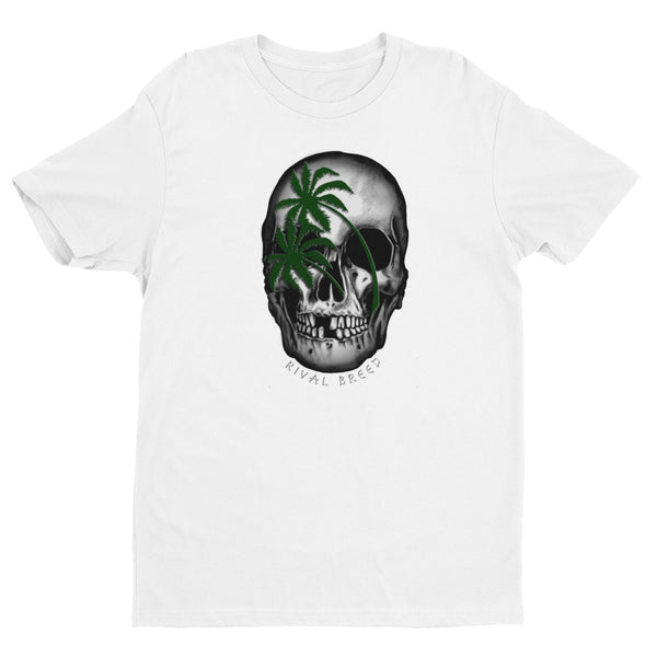 Palm Skull Short Sleeve T-shirt