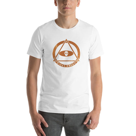 Logo Graphic Short-Sleeve Unisex T-Shirt