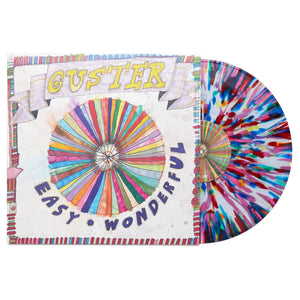 Easy Wonderful LP (Multicolor Splatter)