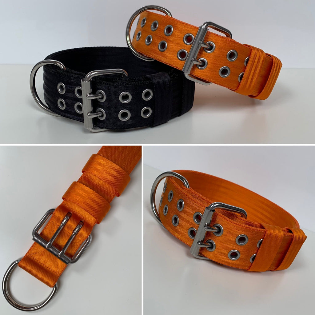 Model 1 - Mad Max Yard Collar -Single Colour