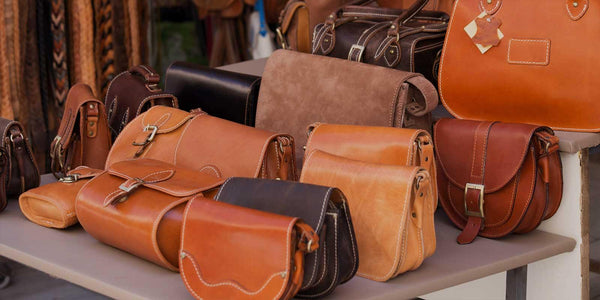 6 Fancy Bags for Women in Top Quality Leather