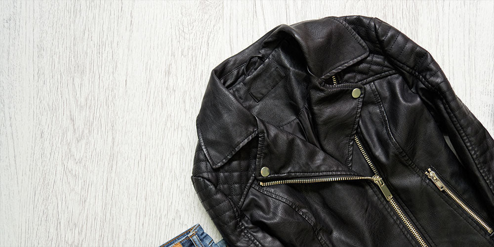 Real Leather Should Wrinkle When You Press On It