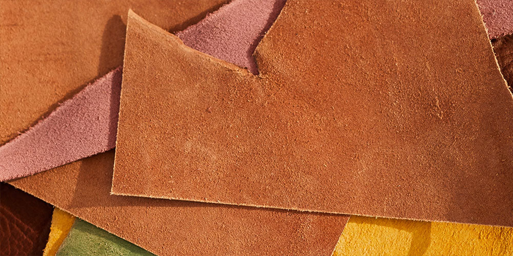 Real leather shouldn't feel like plastic